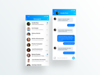 Daily UI - Messaging