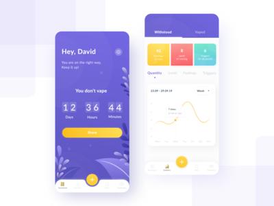 QuitVape App