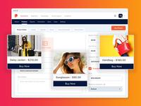 Commerce Web UI