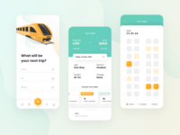 Seat Reservation App