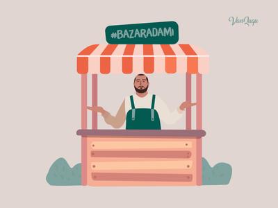 Bazaradami