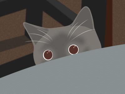 Cat cat drawing draw illustration
