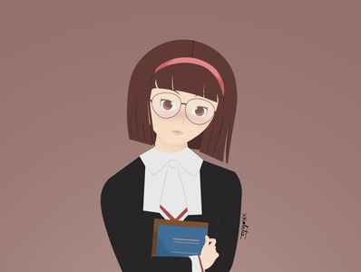 Naoko Yanagisawa naoko sakura sakura card captors girl anime drawing draw illustration