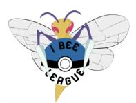 I bee league tournament logo