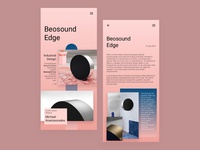 Beosound Edge