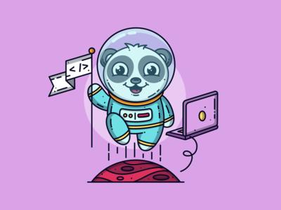 Space Panda 🐼