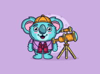 Koala explorer 🐨