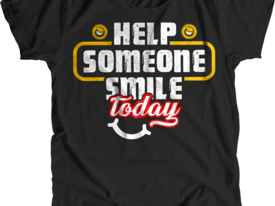Help t shirt design project