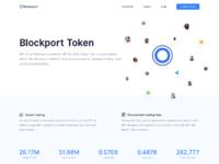 Blockport token