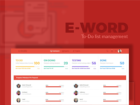 E-WORD To-Do list management application