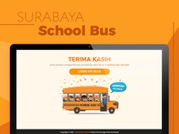 Welcome Page Bus Sekolah Apps