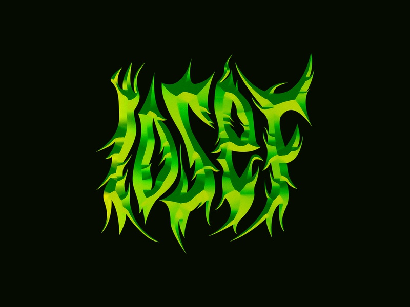 IOSEF Logo logo design logotype iosef logo typography branding