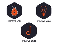 Creative Labs Logo Sketches 1