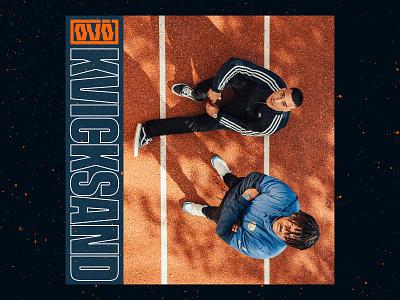 OVÖ – Kvicksand Artwork record cover record cover artwork cover design cover art album art music