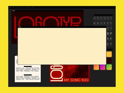 Branding Article Illustration & Animation animation branding music typography design illustration