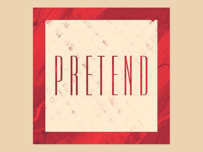 Seinabo Sey - Pretend Singelcover seinabo sey albumcover music artwork