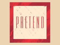 Seinabo Sey - Pretend Singelcover