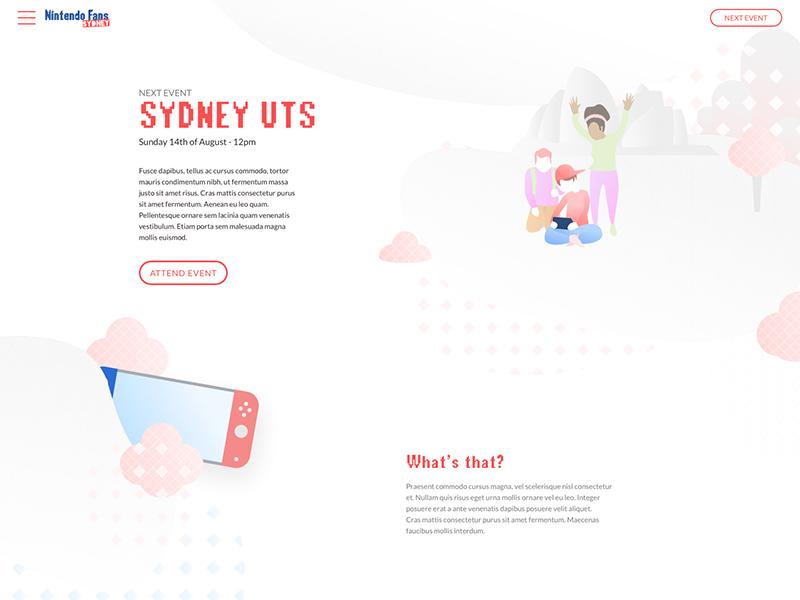 NintendoFans - Sydney 8bit video games switch nintendo