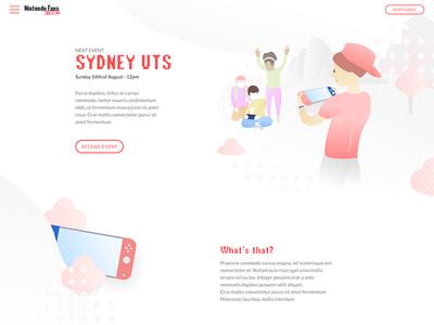 Sydney Nintendo Fans
