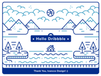 Hello Dribbble :) Thank you Ivancco Design!