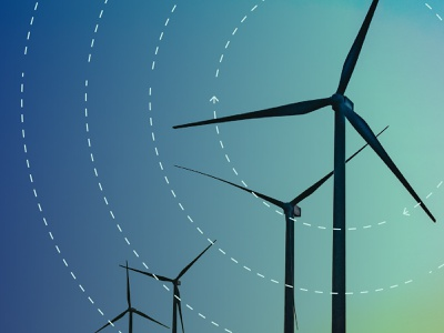 Arctura Brand Identity wind energy wind power movement rotation color pattern graphicdesign branding brand identity visual identity design