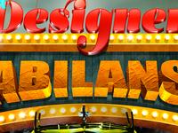 Designer KABILANSA - retro typography