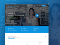 Rightfunds - clean landing page