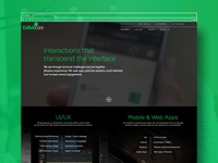 Collabcore - Homepage