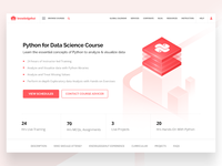 Python for data science course