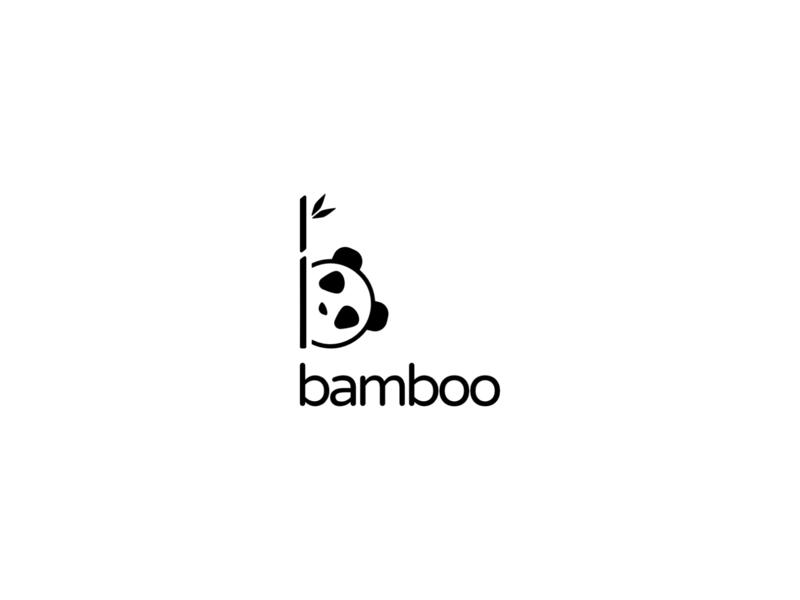 Bamboo panda logo panda bamboo logotype design logo mark logo designer logo a day daily logo design daily logo challenge dailylogochallenge daily challange brand design logo design logodesign logo vector