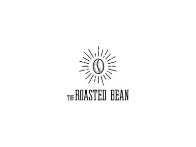 DLC: The Roasted Bean retro design vintage logo old school logo vintage retro icon logo designer dailylogochallenge typography branding logo design logodesign logo design vector
