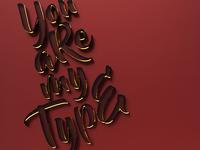 YouAreMyType <3