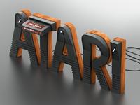 Atari <3 3D Type