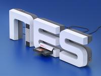 NES <3 3D Type