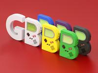 GameBoy <3 3D Type