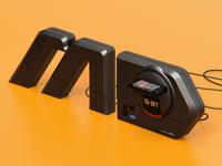 MegaDrive <3 3D Type