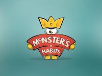 Monster Habits Logo