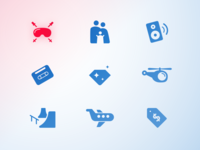 SnowShow Icon Pack