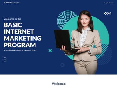 Marketing Digital - Landing page