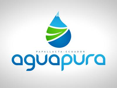 Agua Pura Logo