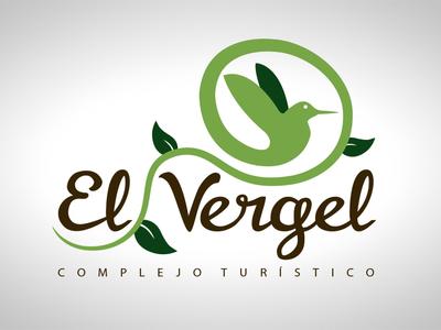 El Vergel Logo