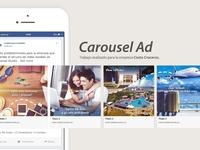 Carousel Ad CostaCruceros