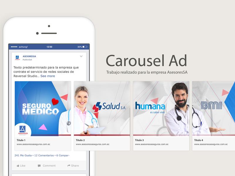 Health Insurance Facebook Ads