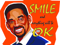 Will Smith, Vector illustration