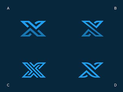 More Xs - Please Vote! x branding icon logo