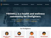 Firewell Homepage