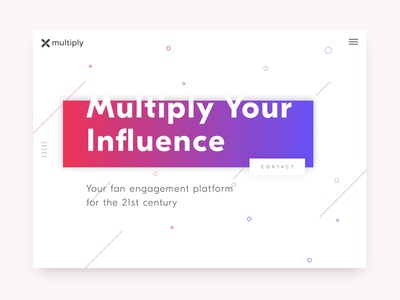 Multiply Concept Site