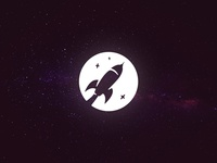 Spacey Rocket Logo