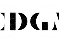 edgar b photography identity photography branding logo wordmark