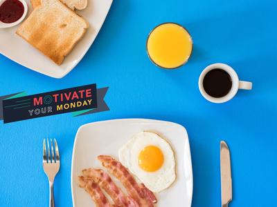 Motivate Your Monday Logo Mark